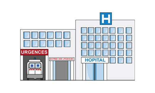 Coronavirus - A emporter pour hôpital