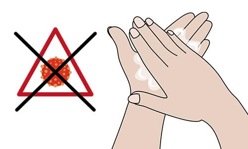 Coronavirus - Se laver les mains