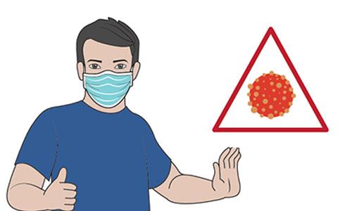 Coronavirus - Masque