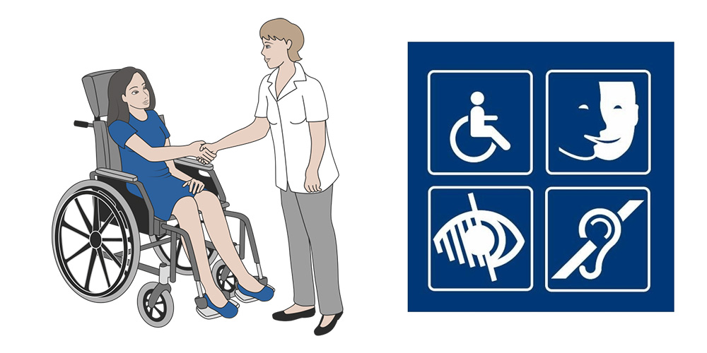 Accessibilité multi handicaps