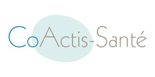 Logo CoActis Santé