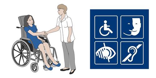 SantéBD et l'accessibilité