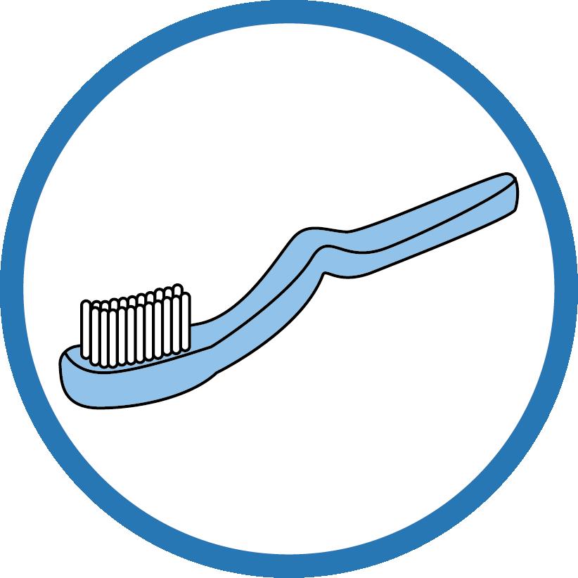 Prendre soin de ses dents  - Je choisis ma brosse à dent