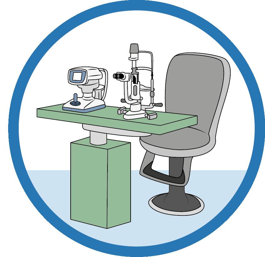 Ophtalmo  - La consultation