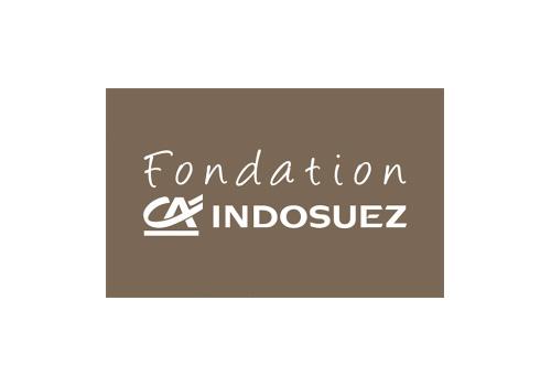 logo de la fondation Ca Indosuez